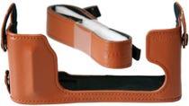 Fujifilm X-E1 Brown Leather Case