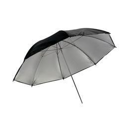 """ProMaster Professional Umbrella - Black/Silver 45"""""""