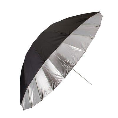 """ProMaster Professional Umbrella - Black/Silver 60"""""""