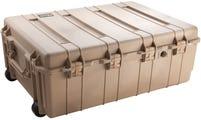 Pelican 1730 Desert Tan Weapons Transport Case with Foam