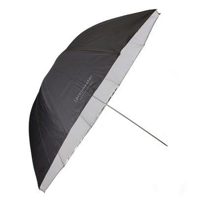 "ProMaster Professional Umbrella - Convertable 60"" - Black/Silver/Translucent"