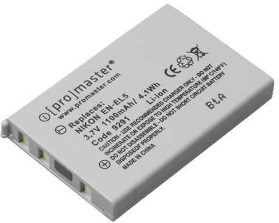 ProMaster Nikon EN-EL5 Battery
