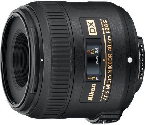 Nikon AF-S DX 40mm f/2.8G Micro Lens