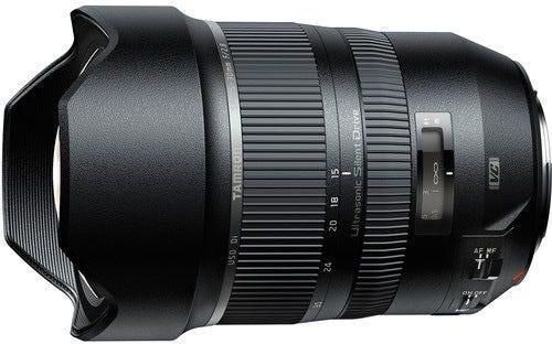 Tamron SP 15-30mm f/2.8 Di VC USD Lens - Canon