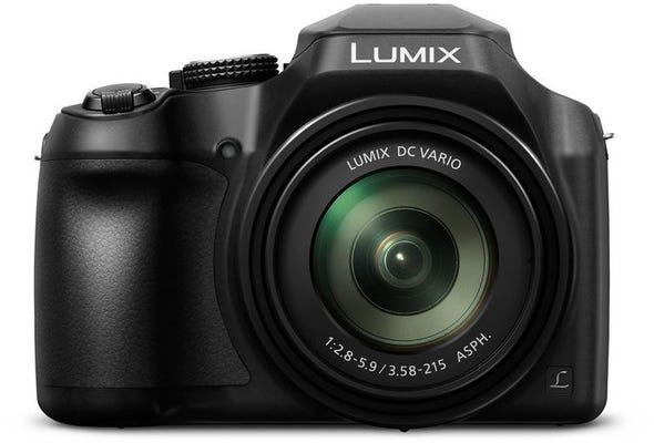 Panasonic Lumix FZ80 Digital Compact Camera