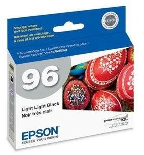 Epson Light Black Ink Cart R2880