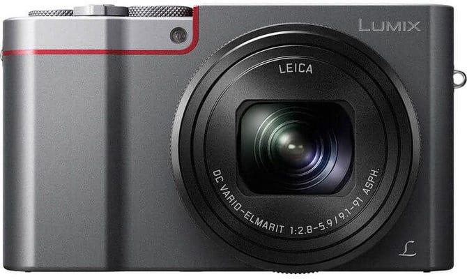 Panasonic Lumix TZ110 Silver Digital Compact Camera