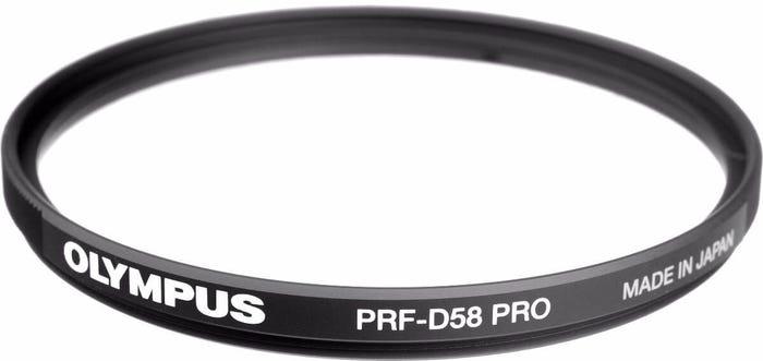 Olympus PRF-D58 Pro Lens Filter