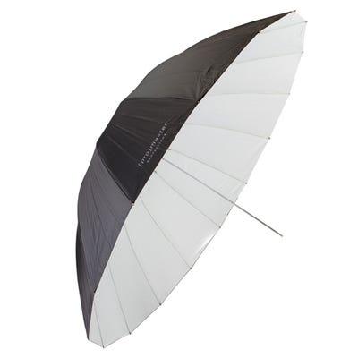 "ProMaster Professional Umbrella - Black/White 72"""