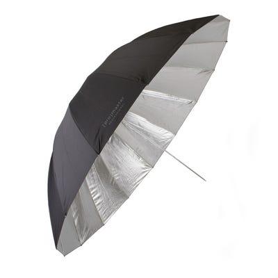 """ProMaster Professional Umbrella - Black/Silver 72"""""""