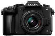 Panasonic G85 Black w/14-42mm Lens Compact System Camera