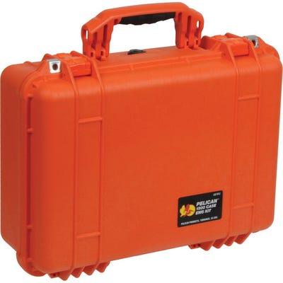 Pelican 1550 EMS Orange Case