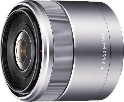 Sony 30mm f/3.5 Macro Lens