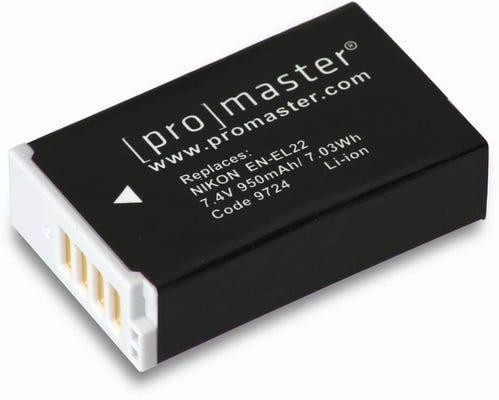 ProMaster Nikon EN-EL22 Battery