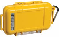 Pelican 1015 Micro Case - Yellow with Yellow Liner