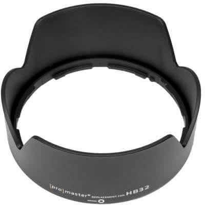 ProMaster Lens Hood - Nikon HB32