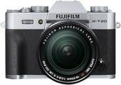 FujiFilm X-T20 Compact System Camera Silver