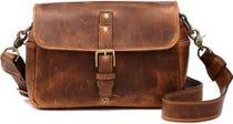 ONA Bowery Camera Bag Leather - Antique Cognac
