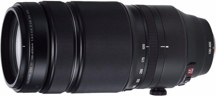 Fujifilm XF 100-400mm f/4.5-5.6 OIS WR Lens