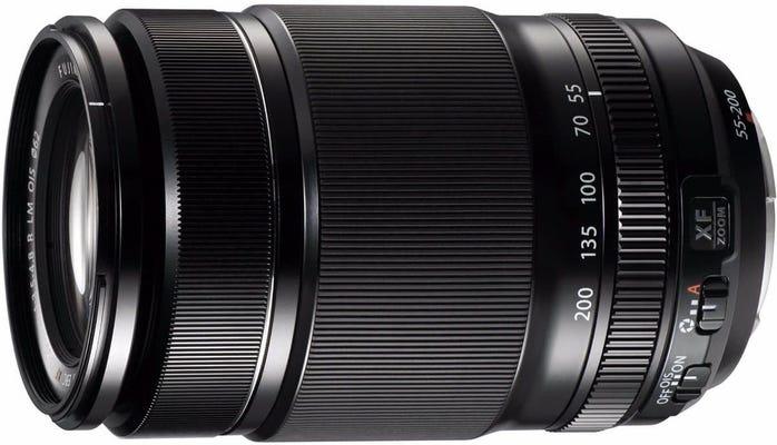 Fujifilm XF 55-200mm F3.5-4.8 Telephoto Lens