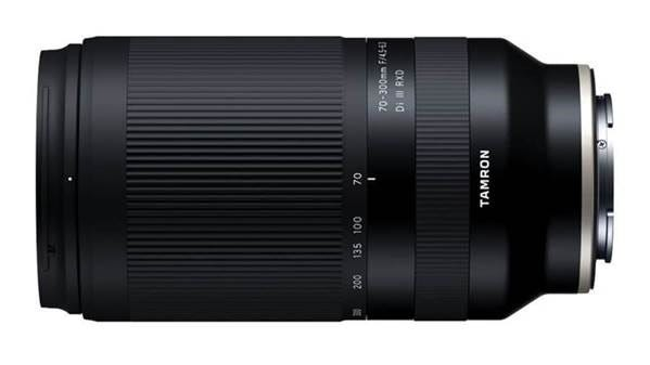 Tamron 70-300mm f/4.5-6.3 Di III RXD Lens - Sony E-Mount