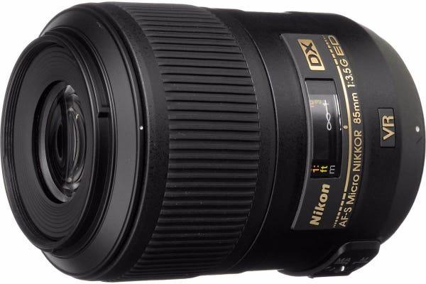 Nikon AF-S DX 85mm f/3.5G ED VR Micro Lens