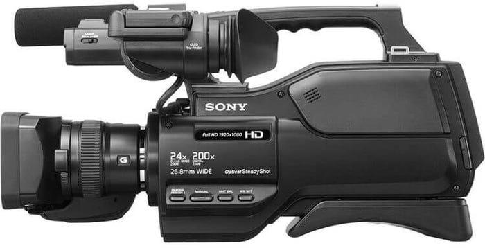 Sony HXRMC2500 Shoulder Mount AVCHD Digital Camcorder