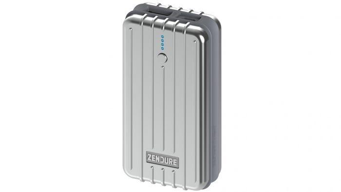 Zendure A2 Portable Charger (6,700 mAh) - Silver