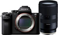 Sony Alpha A7R II w/Tamron 28-75mm f/2.8 Di III RXD Lens Compact System Camera