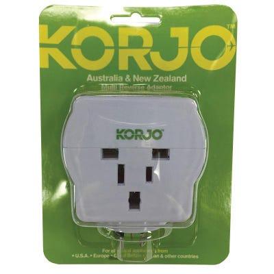 Korjo Worldwide for Aus Adaptor