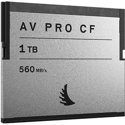 Angelbird AVpro CFast 2.0 (1TB) - Memory Card