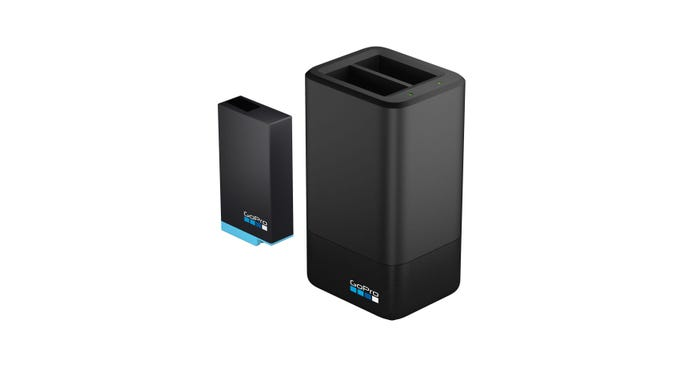 GoPro MAX Dual Battery Charger & Battery