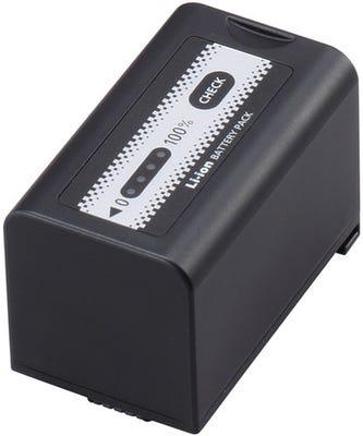 Panasonic AG-VBR59E 5900MAH Li-Ion Battery