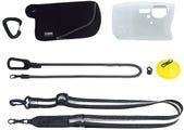 Canon Accessory Kit D20 Case,Float,Strap,Silicon cover