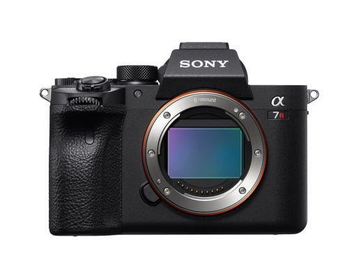 Sony Alpha A7R IV Compact System Camera (Body Only)