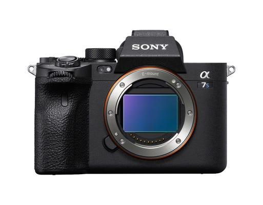Sony Alpha A7S III Compact System Camera (Body Only)