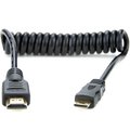 Atomos AtomFlex HDMI Mini 40cm Cable - Die-Cast Metal (80cm Extended)
