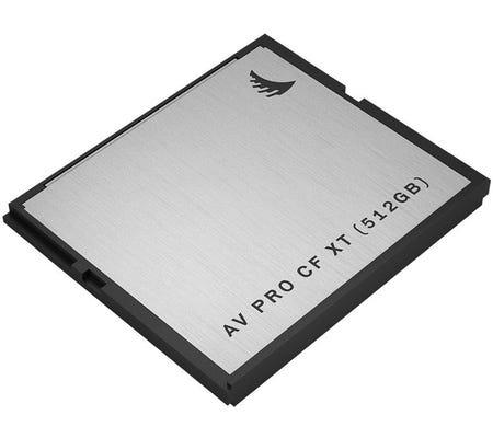 Angelbird AVpro CFast 2.0 XT 512GB - Memory Card