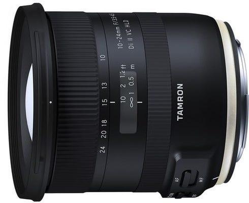 Tamron SP 10-24mm f/3.5-4.5 Di II VC HLD Lens - Canon