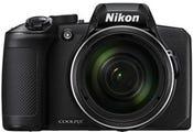 Nikon Coolpix B600 Black Digital Compact Camera