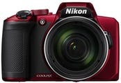 Nikon Coolpix B600 Red Digital Compact Camera