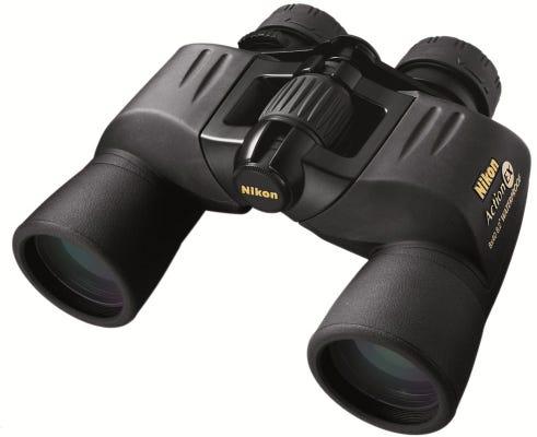 Nikon Action EX 8x40 CF Black Binoculars