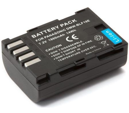 Panasonic DMW-BLF19EA Battery