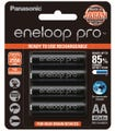 Panasonic Eneloop Pro AA 2550mAh - 4 Pack Batteries Pre-Charged
