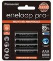 Panasonic Eneloop Pro AAA 950mAh - 4 Pack Battery Pre-Charged