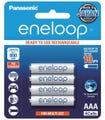Panasonic Eneloop AAA 800mAh - 4 Pack Batteries Pre-Charged