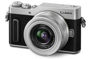 Panasonic GX880 w/12-32mm Silver/Black Compact System Camera