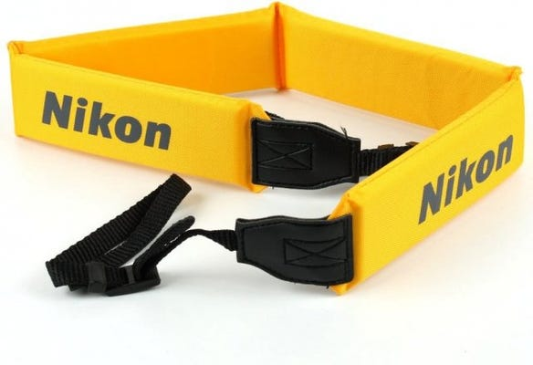 Nikon BXA30346 Floating Neck Strap