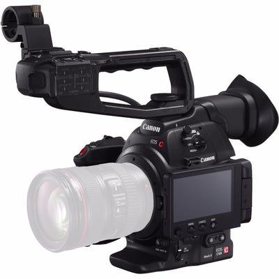 Canon C100 Mark II Body Digital Video Camera