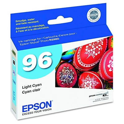 Epson Light Cyan Ink Cart R2880